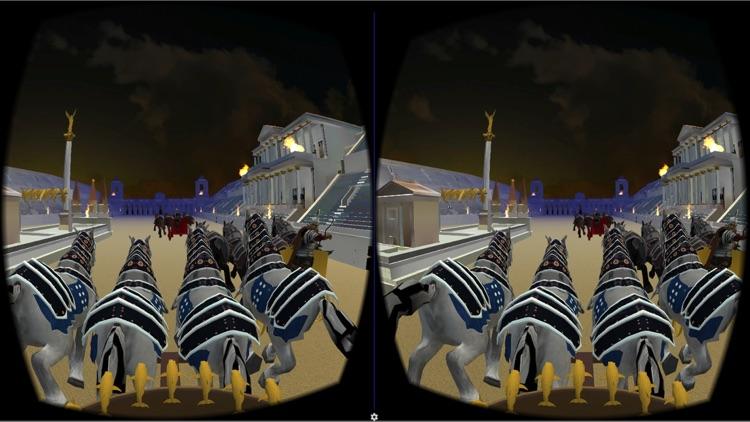 Rome Circus Maximus: Chariot Race. Cardboard VR screenshot-3