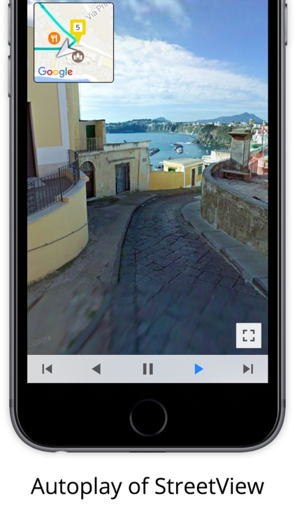 StreetView Auto Player : StreetWatcher