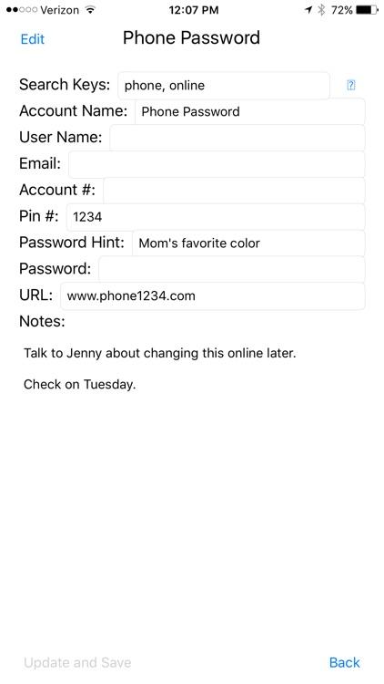 Simple Password Protector Lite