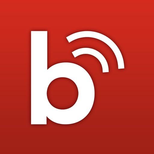 Boingo Wi-Finder app logo