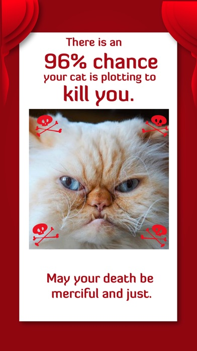 Is Your Cat Plotting To Kill You By The Oatmeal Ios United States
