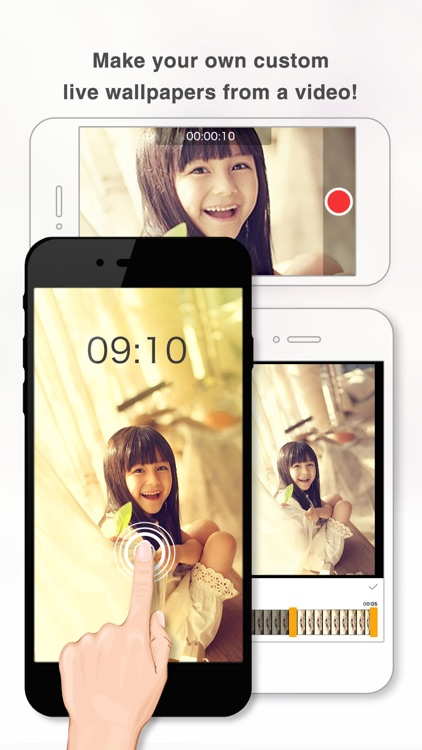 Live Wallpaper.s - Dynamic Background.s for iPhone app image