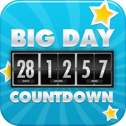 """Big Days of Our Lives! """" Event Countdown Timer """""""