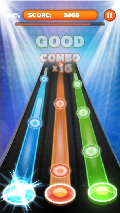 Rock Legend: A new rhythm game screenshot-3