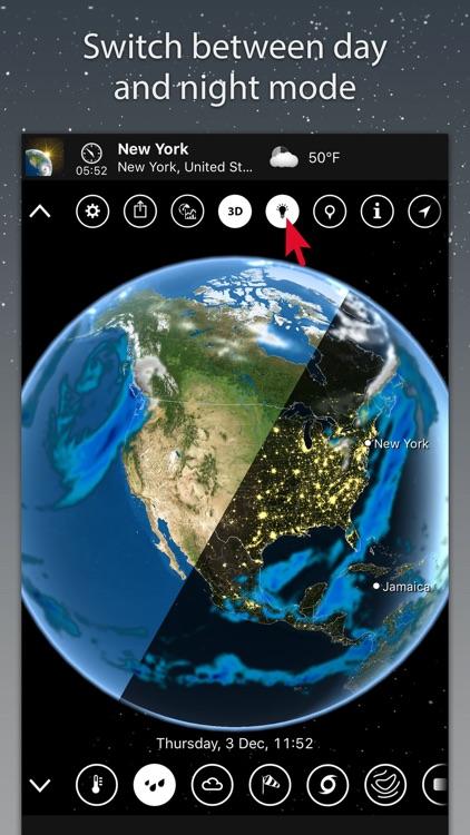 MeteoEarth screenshot-3