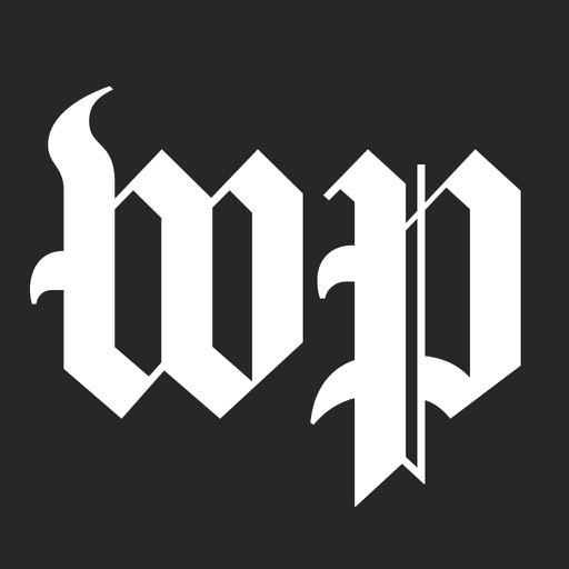 The Washington Post Classic app logo