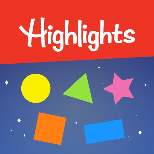 Highlights™ Shapes - Preschool Learning Puzzles
