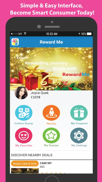 RewardMe - Offers and Rewards