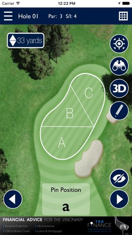 Kedleston Park Golf Club screenshot-3