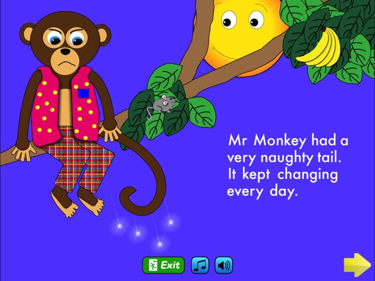 Mr Monkey's Tail