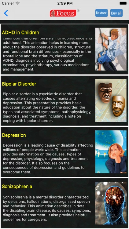 understanding the mental disease schizophrenia and its treatment Understanding what schizophrenia is all about and mental disorders are often portrayed in a such as its different subtypes, symptoms, treatment and factors.