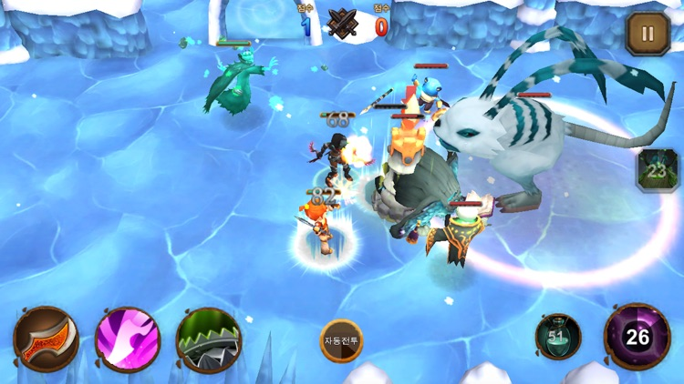 Dungeon and League:Brawl Games of MOBA Stars screenshot-4