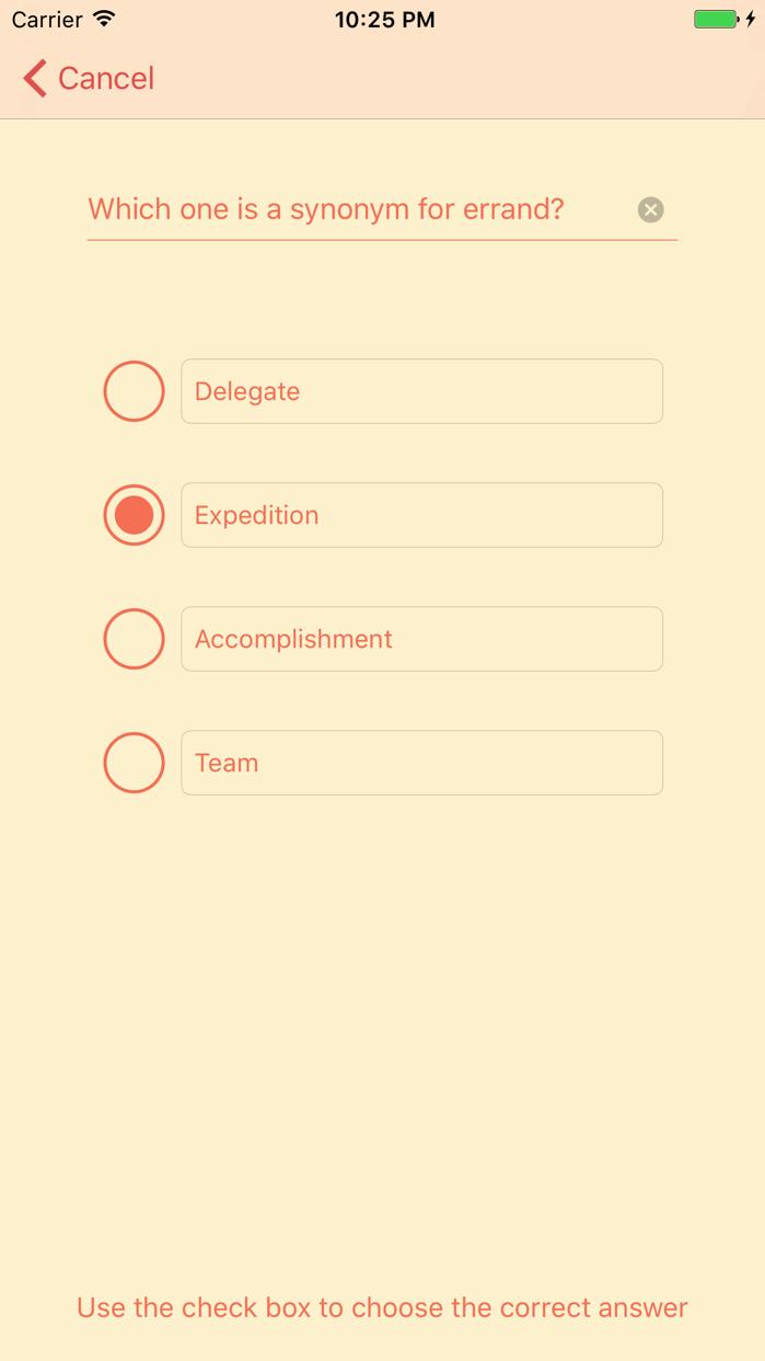 Online Quiz Maker Screenshot