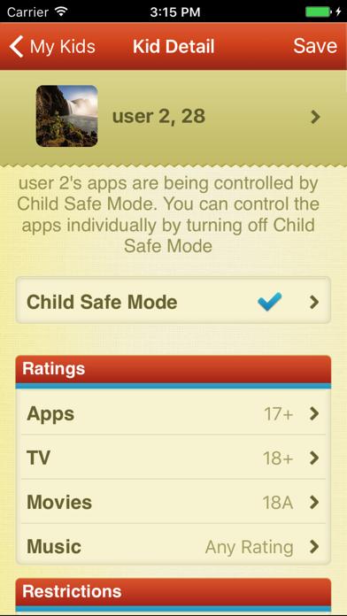 ParentKit - Parental Controls for iOSのおすすめ画像2