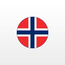 Topo maps Norway