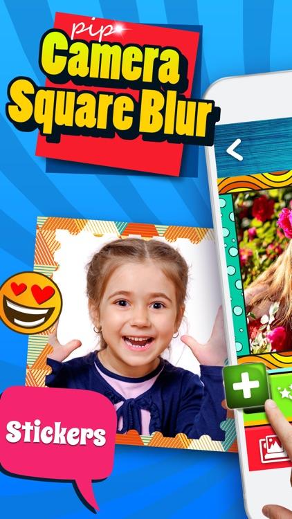 PIP Photo Effect Editor & Insta.Pic Square Maker