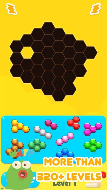 Hexa Forge - Hexagon Puzzle