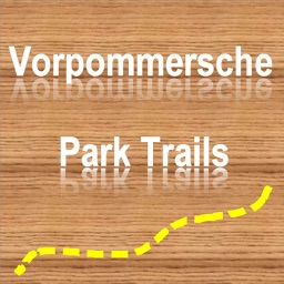 Trails of Vorpommersche Boddenlandschaft Park