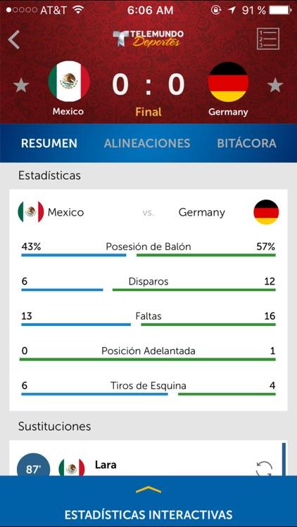 Telemundo Deportes screenshot-3
