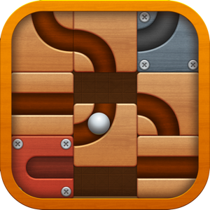 Roll the Ball® - slide puzzle Games app