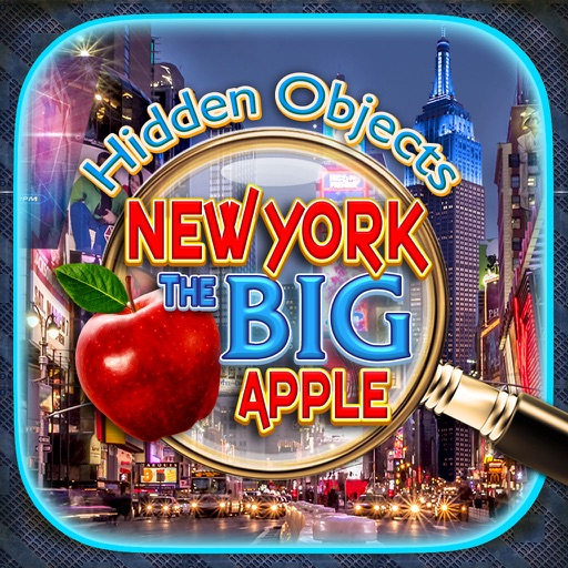 Hidden Objects New York City Object Time Spy Games