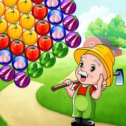 Rustic Farm - Bubble Shooter