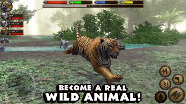 ‎Ultimate Jungle Simulator