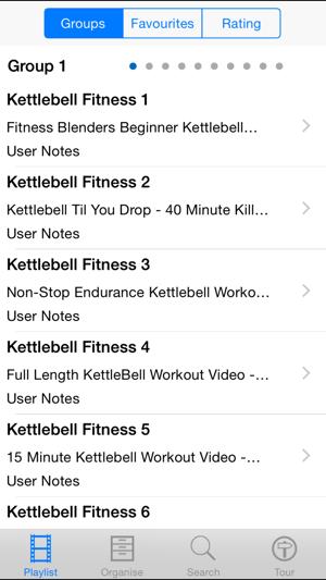 Kettlebell Fitness On The App Store