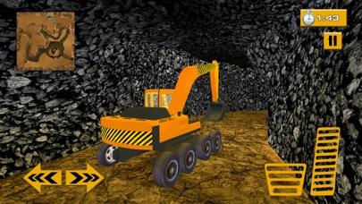 Coal Digger Crane Crew Simulator screenshot one