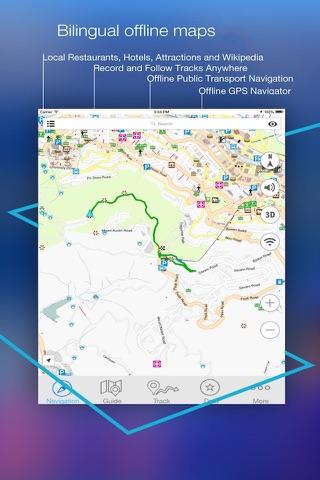 Hong Kong Offline Map - náhled