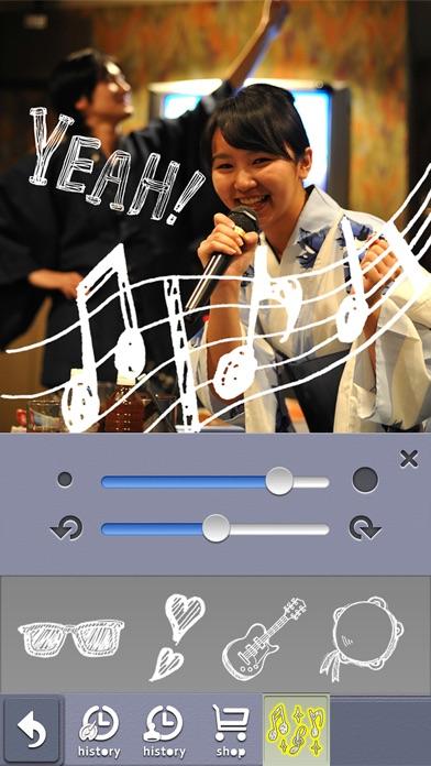 Die DAM CAMERA Fotoverarbeitungs-AppScreenshot von 4