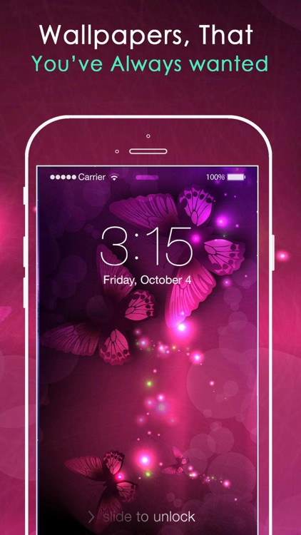 Glow Wallpapers © Pro screenshot-4