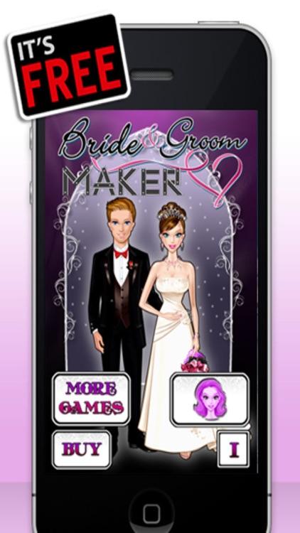 Bride and Groom Maker