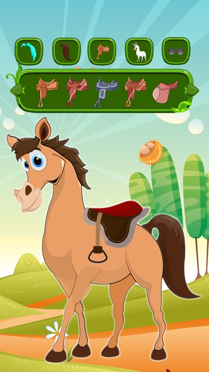 Horse Spa and Dressup - Kids Games 2017