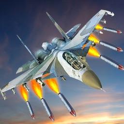 US Jet Fighter - Warrior Strike