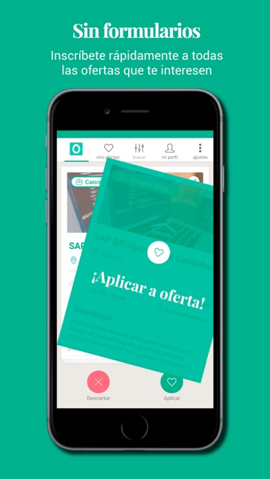 download b4work -Sigue tus candidaturas apps 0