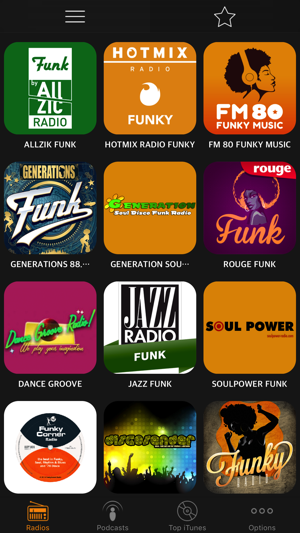 FUNK RADIO - Disco Funk Music  on the App Store