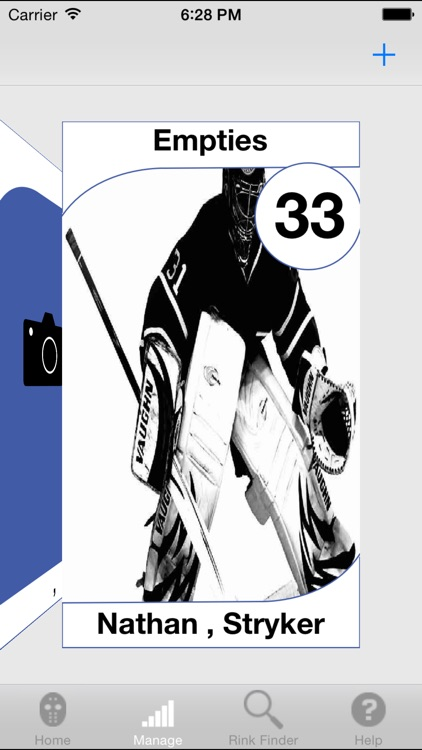 iGoalie Hockey Goalie Stats Tracker