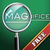 Magnificent Free - Magnifying Glass and Flashlight