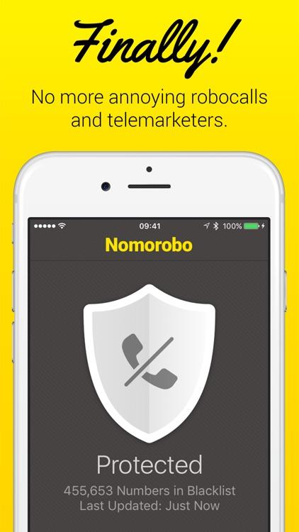 Nomorobo - Robocall Blocking
