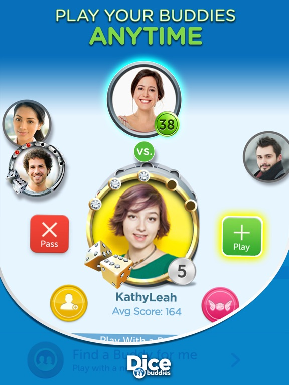 Dice With Buddies: Social Game Скриншоты7