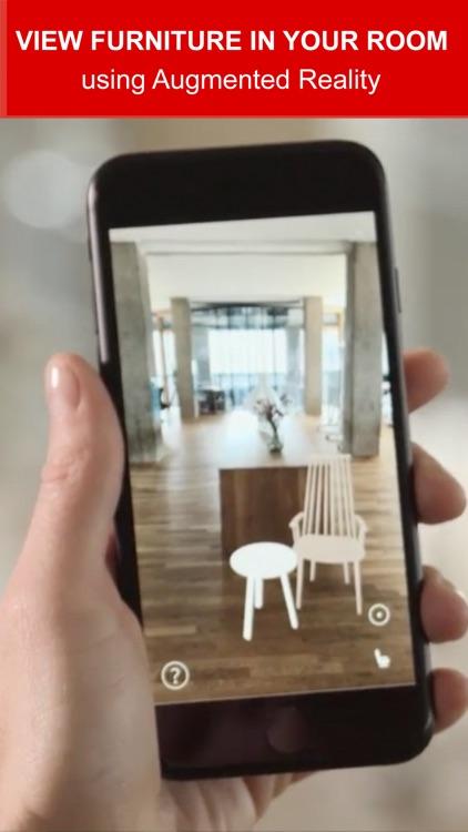 Roomle 3D & AR room planner screenshot-3