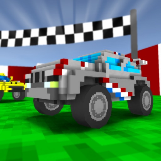 Blocky Rally Racing