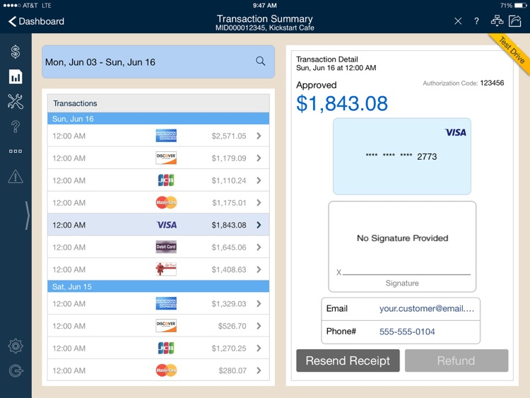 Chase Mobile Checkout (SM) screenshot-4