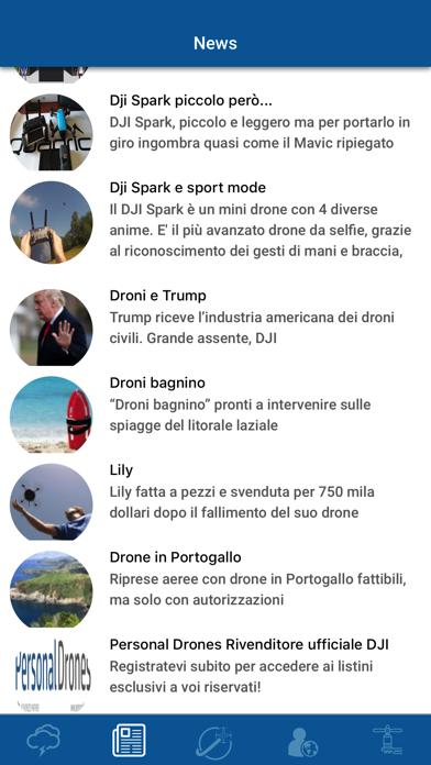 Screenshot of Drone-Spot2
