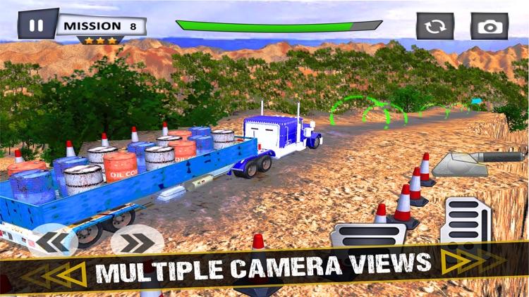 Real Truck Driver screenshot-3