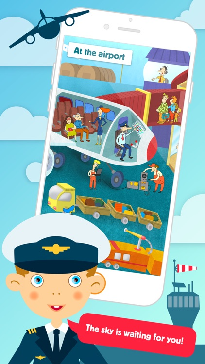 Book of professions for kids