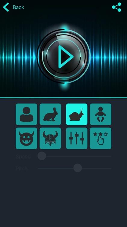 Magic Voice - voice changer