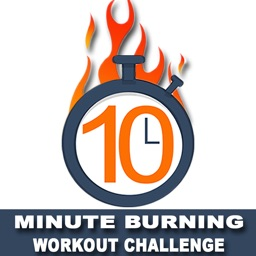 10 Minute Burning Workout Challenge - HIIT Workout
