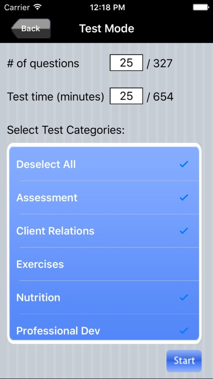 Certified Personal Trainer Exam Prep screenshot-3